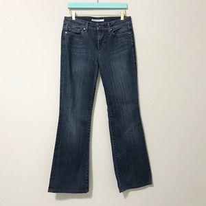 Joe's Jeans Women's Muse Fit Dark Wash Wide Leg 28